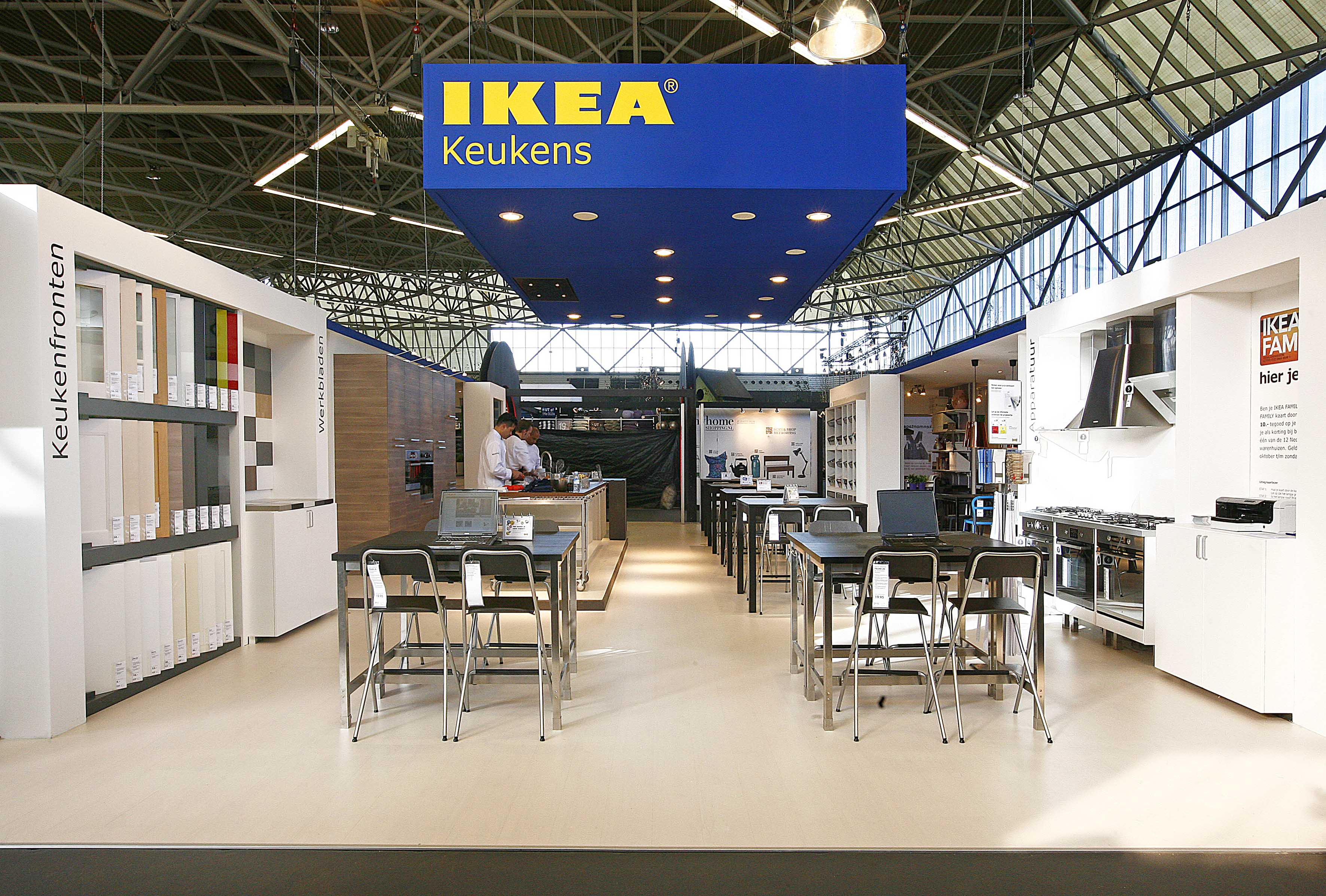 ikea marketing At face value ikea is a household name, popular within culture, and with a long  record of creative marketing but in 2013 a different story was.
